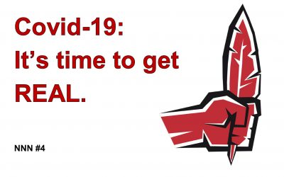 Covid-19: It's time to get REAL #4 NNN